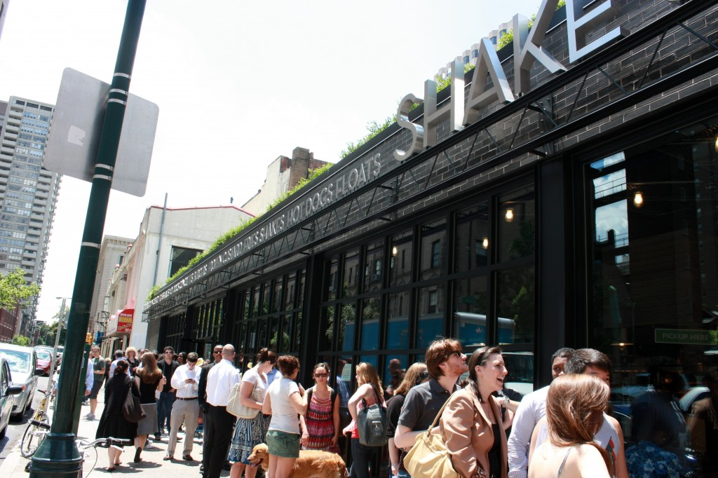 That's Your Queue: Behind the Shake Shack Line | COOK
